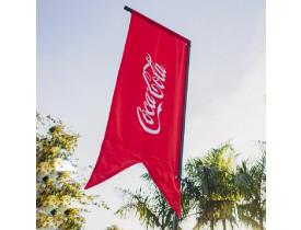 Bandeira Personalizada Vertical