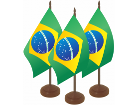 Kit Brasil 100 de Mesa