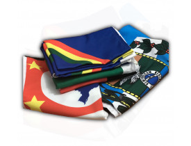 Kit 27 Bandeiras dos Estados